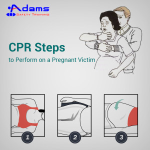 CPR Steps to Perform on a Pregnant Victim