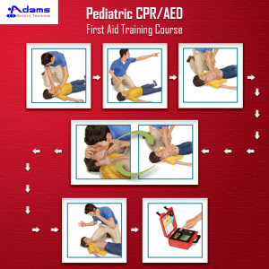 Pediatric CPR/AED First Aid Training Course