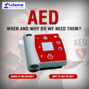 AED: When and why do we need them?