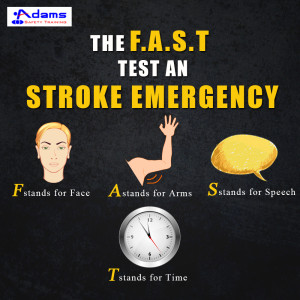 The F.A.S.T Test and Stroke Emergency
