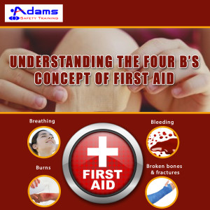 Understanding the Four B's concept of First Aid
