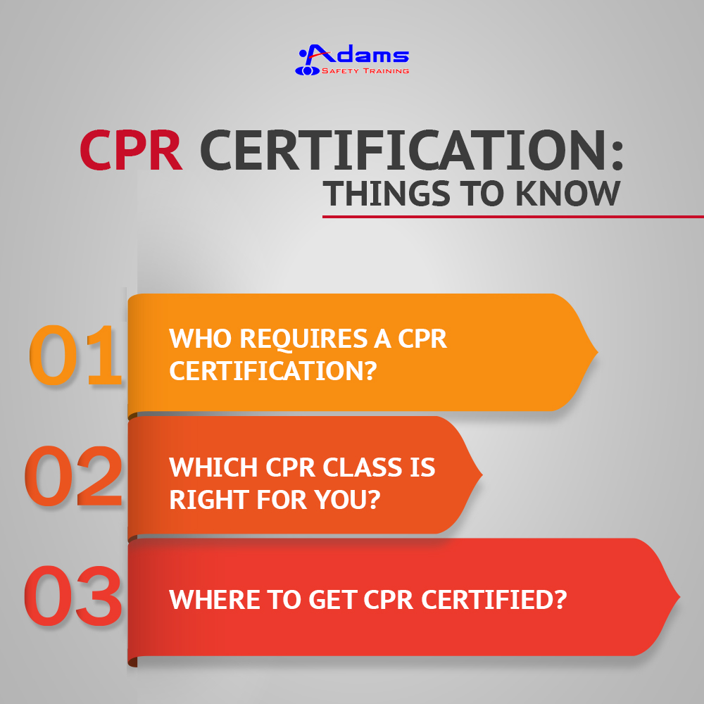 CPR Certification & CPR Classes