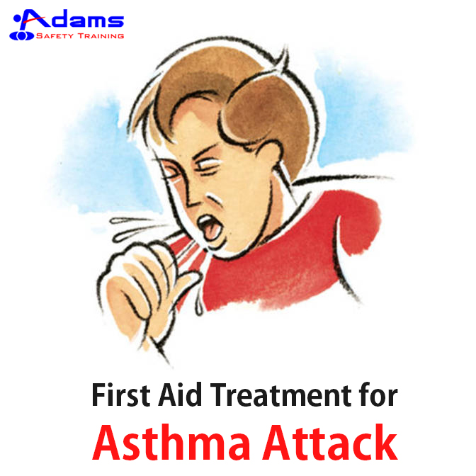 First Aid Asthma Attack