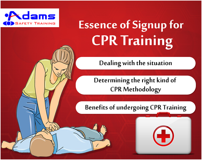 Essence of Signup for CPR Training
