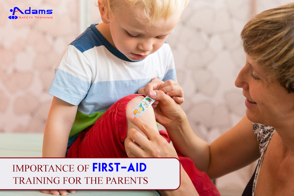 First Aid Training For the Parents