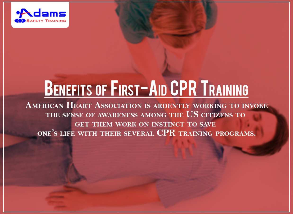 Benefits of First-Aid CPR Training