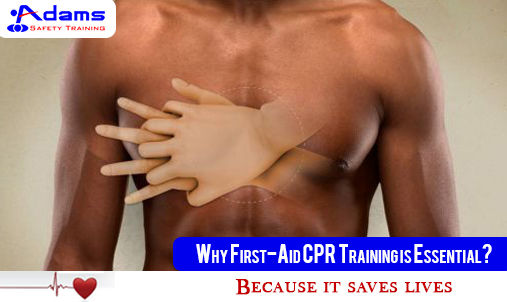 Why First-Aid CPR Training is Essential