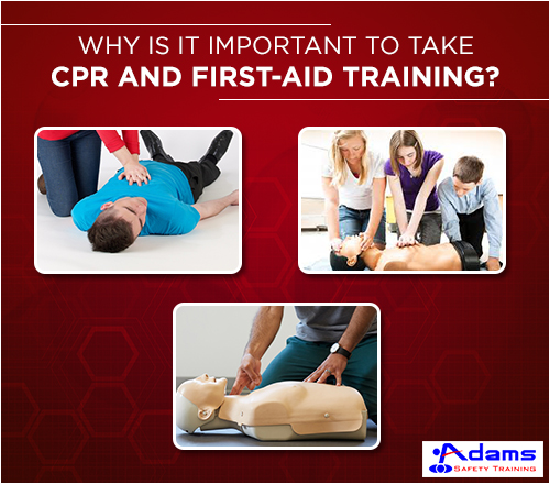CPR & First Aid Importance