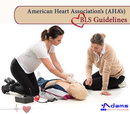 AHA BLS Guidelines