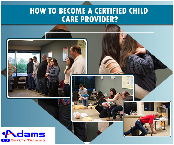 Become a Certified Child Care Provider