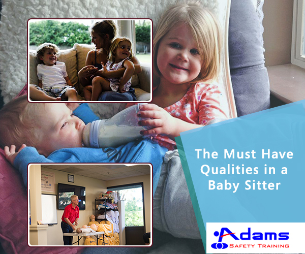 Qualities in a Baby Sitter