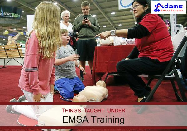 EMSA Training