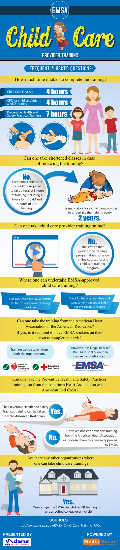 EMSA Child Care Provider Training