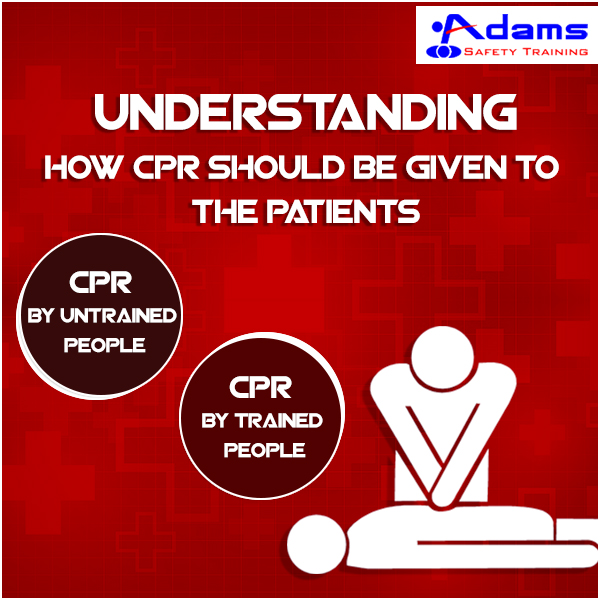 The Process of Giving CPR