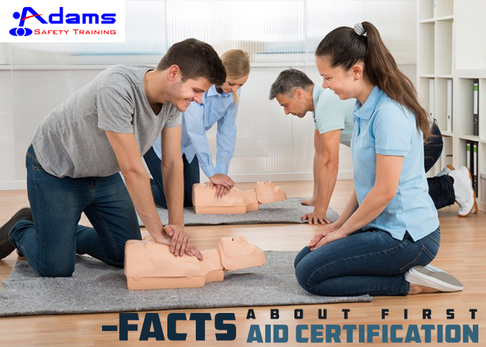 CPR and First Aid treatment