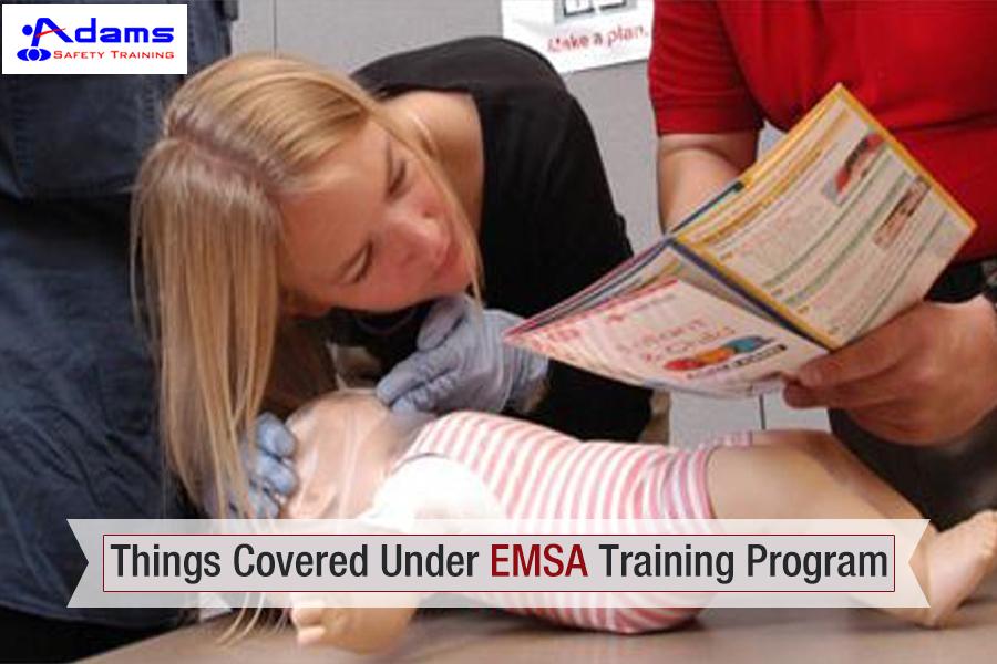 EMSA Training Petaluma
