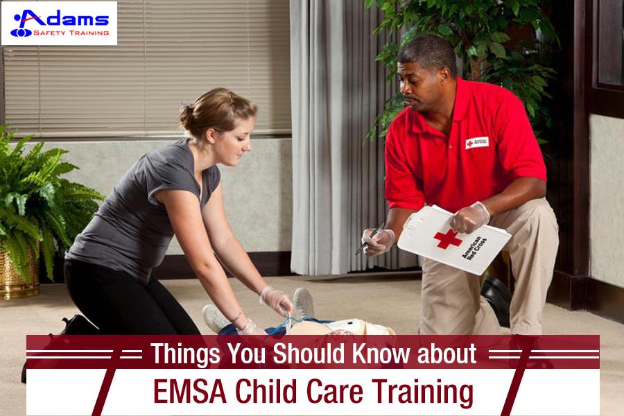 EMSA Child Care Training