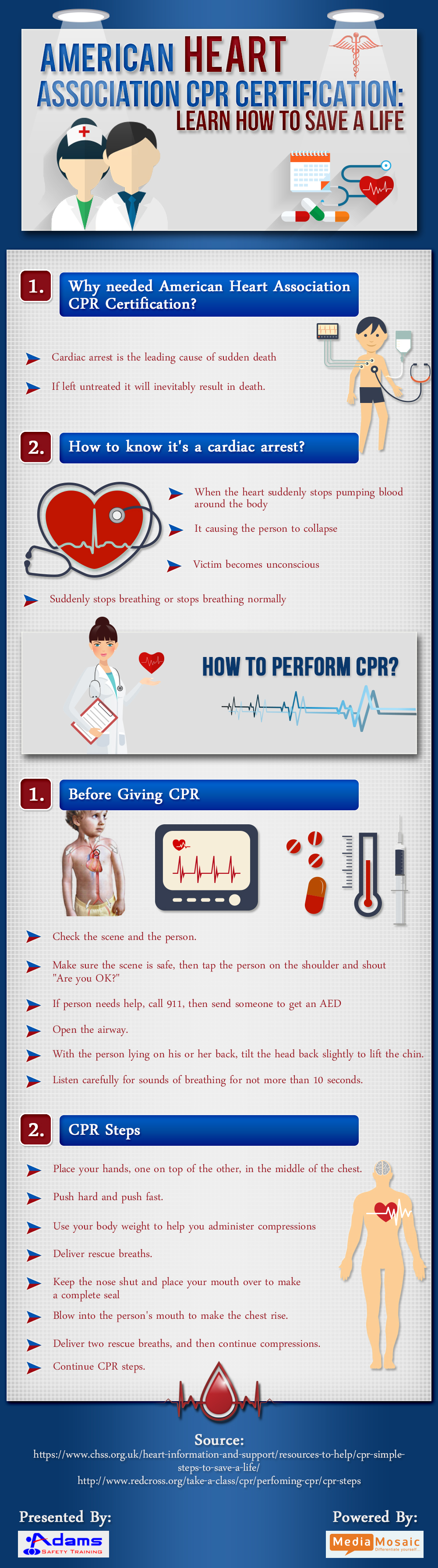 How cpr training helps saving lives adams safety american heart association xflitez Images