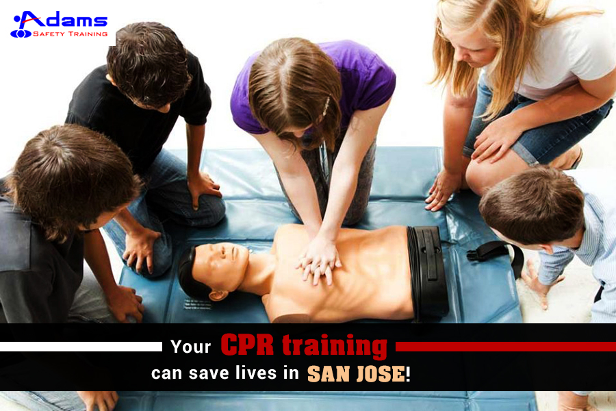 CPR training San Jose