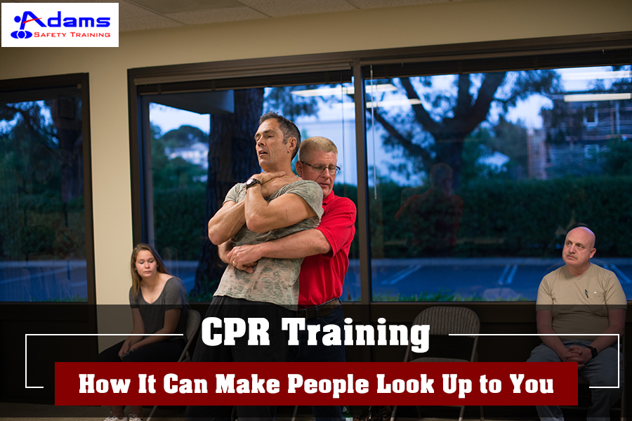 CPR training in Fairfield