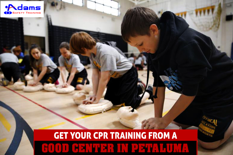 CPR Training Petaluma