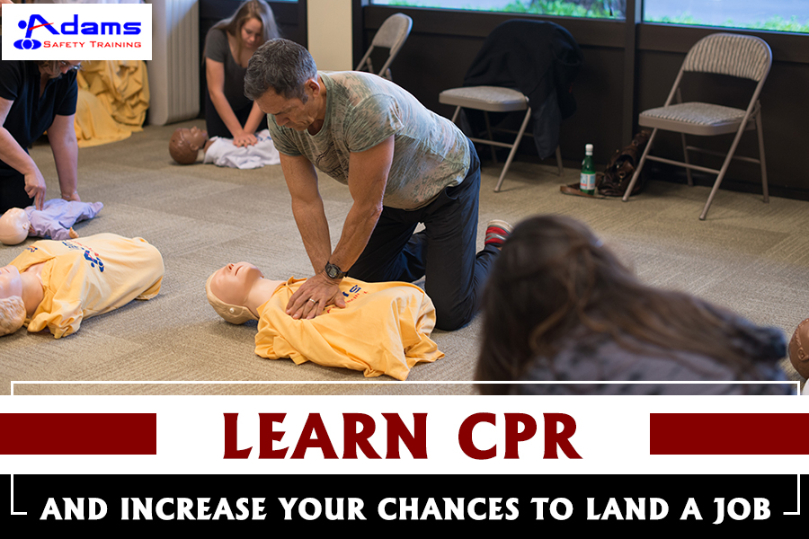 CPR training in Petaluma