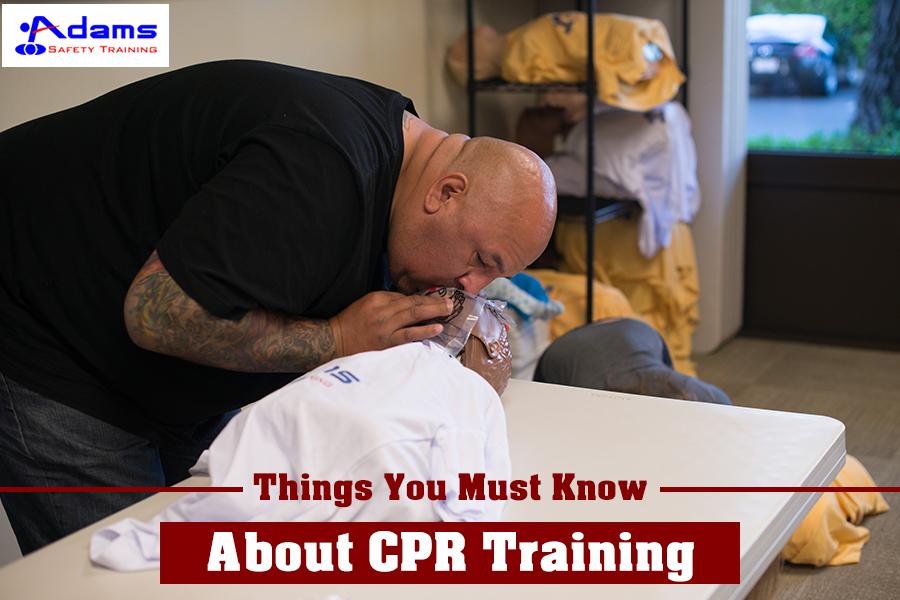 CPR training San Jose