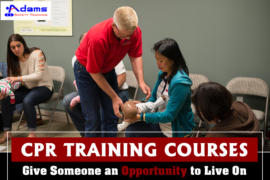 CPR training in San Jose