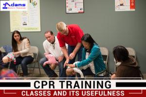 Adams Safety Training Blog – 1