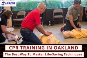 Adams Safety Training Blog – 4