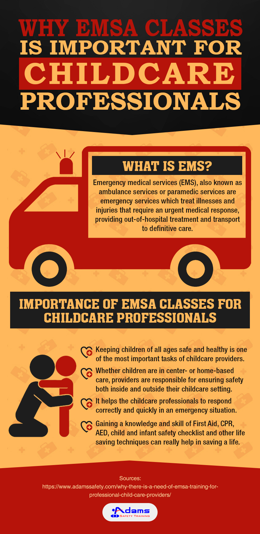 Why You Should Join Emsa Classes Adams Safety